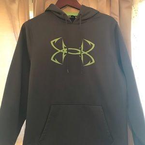 Men's UnderArmour hoodie!
